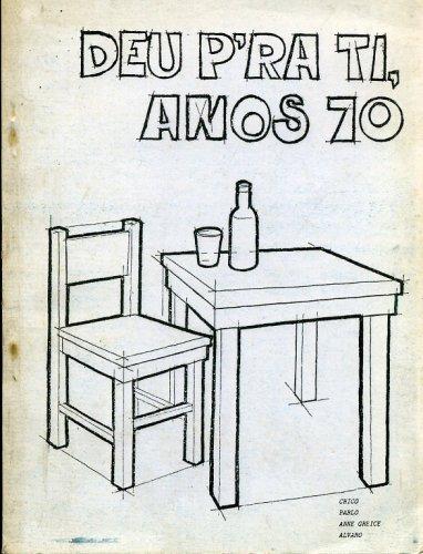 Livro de poemas de Pablo e Chico Settineri